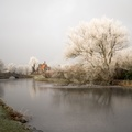 Winterlandschap Elburg